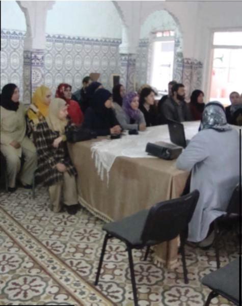 Promoción socio profesional de las mujeres en situación de exclusión social en dos ciudades del norte de Marruecos