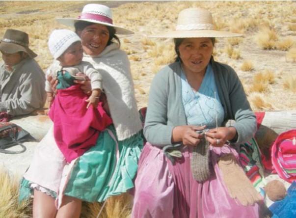 Equipamiento de Planta Quesera gestionada por Mujeres Campesinas. Bolivia.