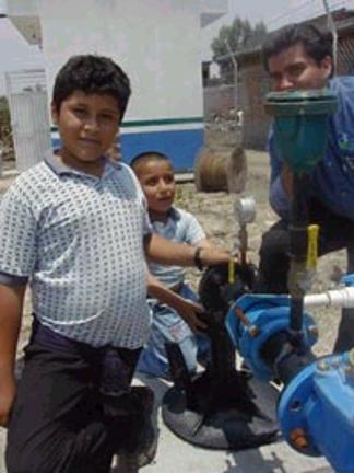 Construcción de 11 sistemas comunales de agua potable en el Departamento de Estelí. Nicaragua.