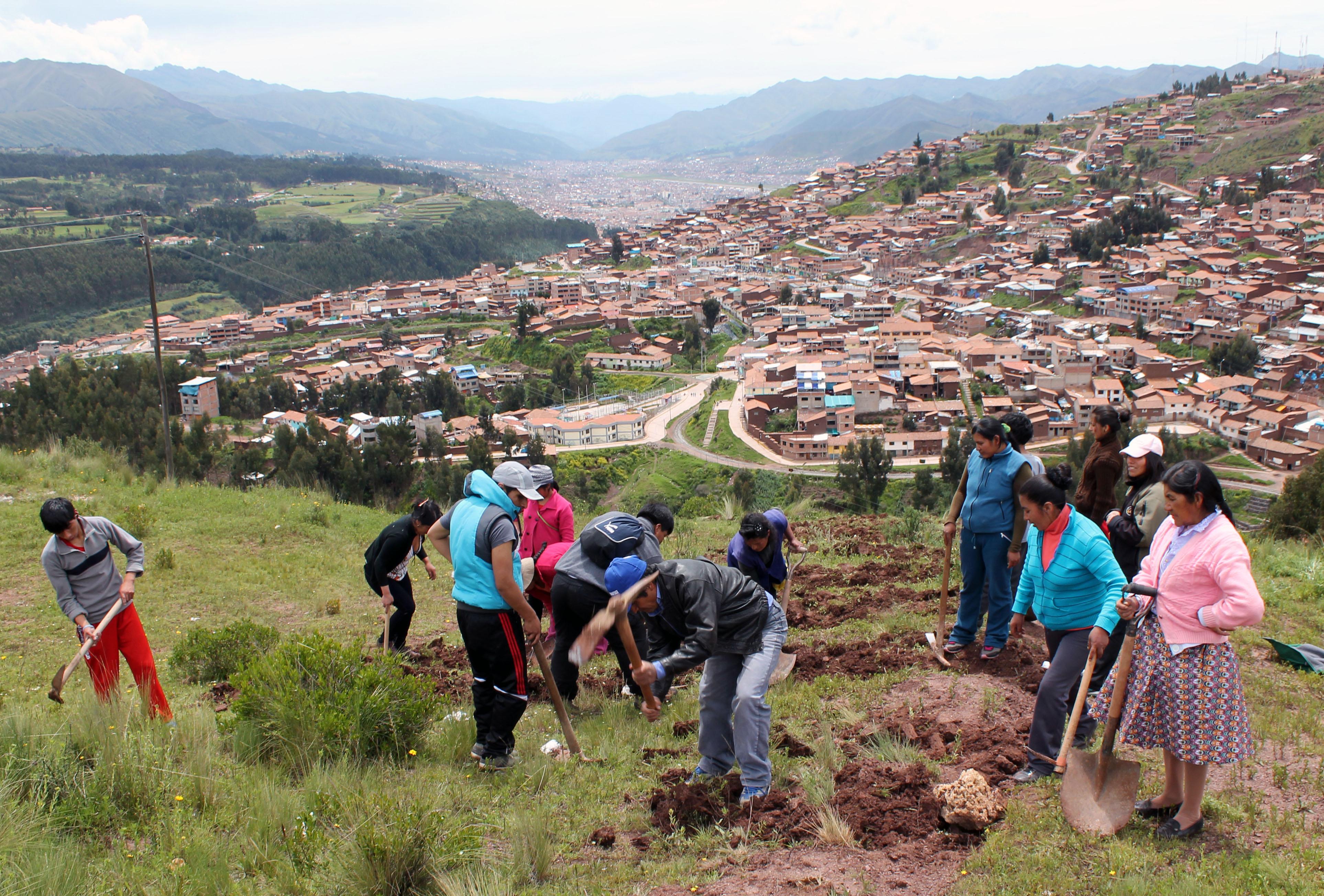 Desarrollo de Políticas y Estrategias de Reducción de la Vulnerabilidad De La Población al Riesgo de Desastres, con la Participación de Instituciones Públicas y Ciudadanía en el Valle del Cusco (Perú)