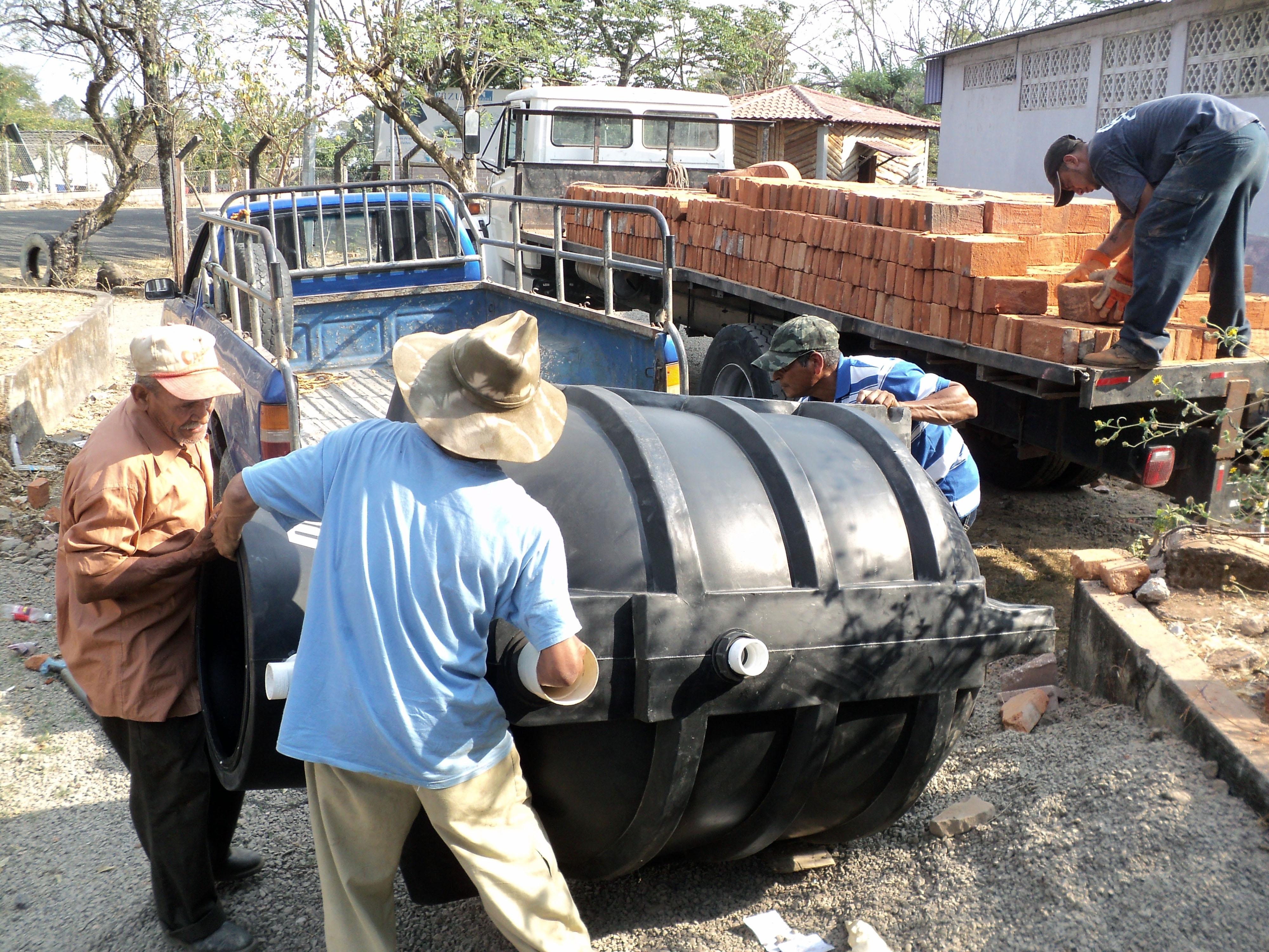 Mejora de las condiciones socio-sanitarias de la población del municipio de Jocoaitique a través de una mejor gestión ambiental (El Salvador)