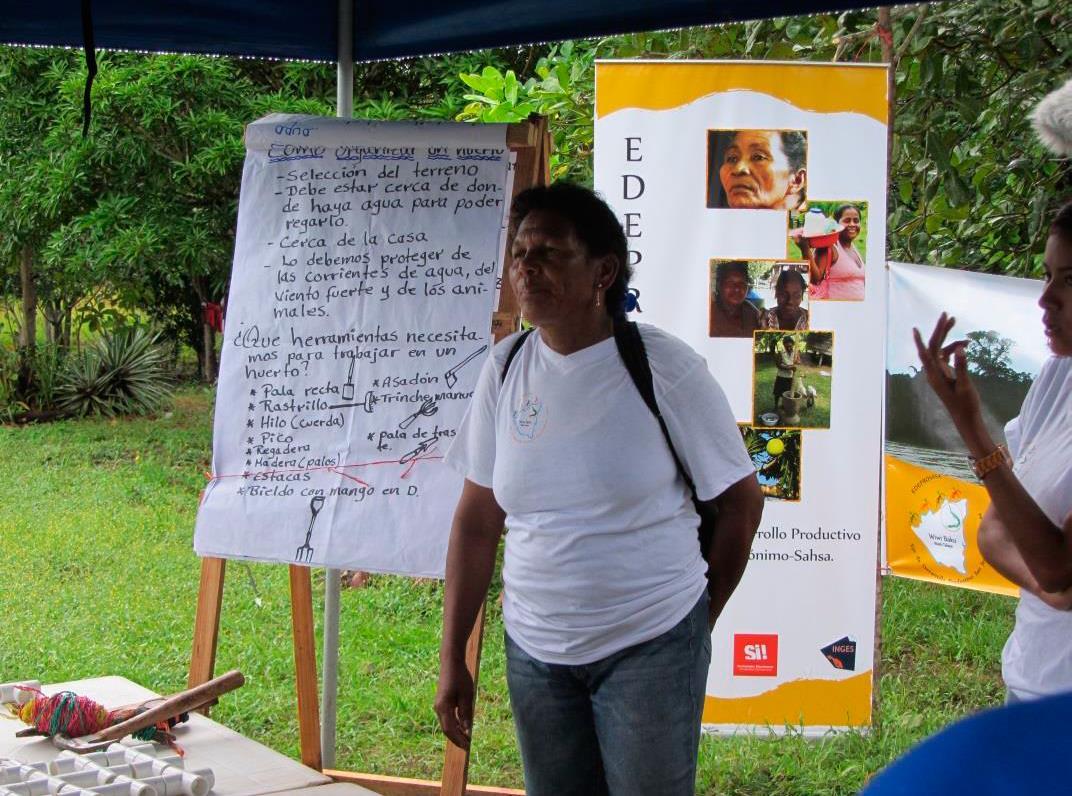 NICARAGUA: Fomento de la participación política de las mujeres indígenas de la Región Autónoma de la Costa Caribe Norte (RACCN)