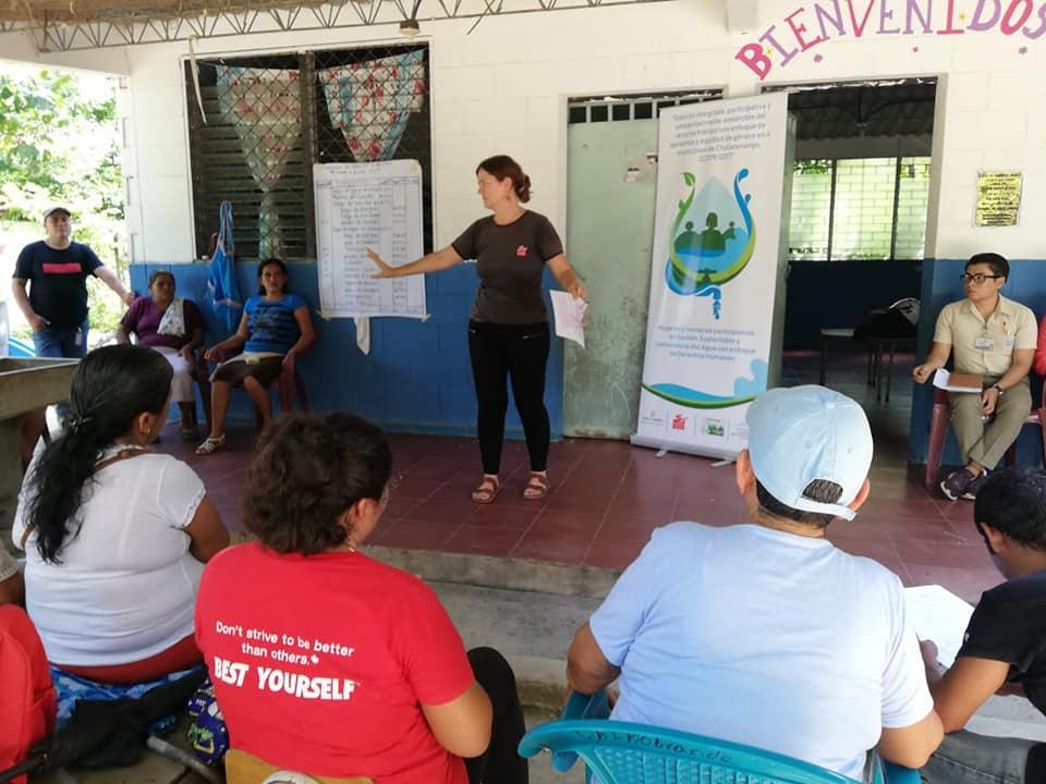 EL SALVADOR: Gestión Integrada y ambientalmente sostenible del recurso hídrico, fortaleciendo la gobernanza municipal y la participación comunitaria con un enfoque de derechos y equidad de género en 5 municipios del norte de Morazán