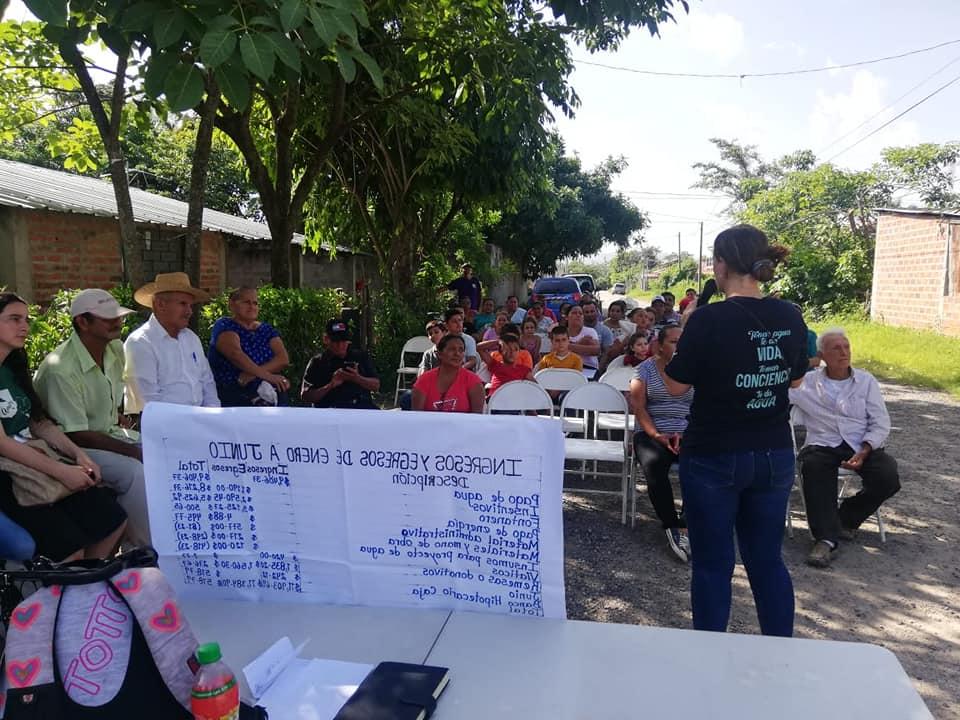 Ciudadanía activa, fortalecida y articulada exige el derecho humano y la gestión pública y comunitaria del agua en El Salvador