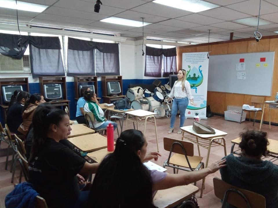 EL SALVADOR: Gestión integrada, participativa y ambientalmente sostenible del recurso hídrico con enfoque de derechos y equidad de género en 4 municipios de Chalatenango