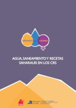Agua, Saneamiento y recetas saharauis en los CRS