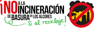 PLATAFORMA CONTRA LA INCINERACION DE RESIDUOS EN LOS ALCORES