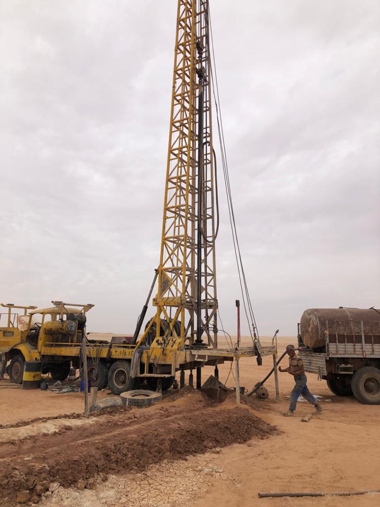 Mejora y extensión del acceso al agua potable en los campamentos de refugiados saharauis de Tindouf (Argelia)