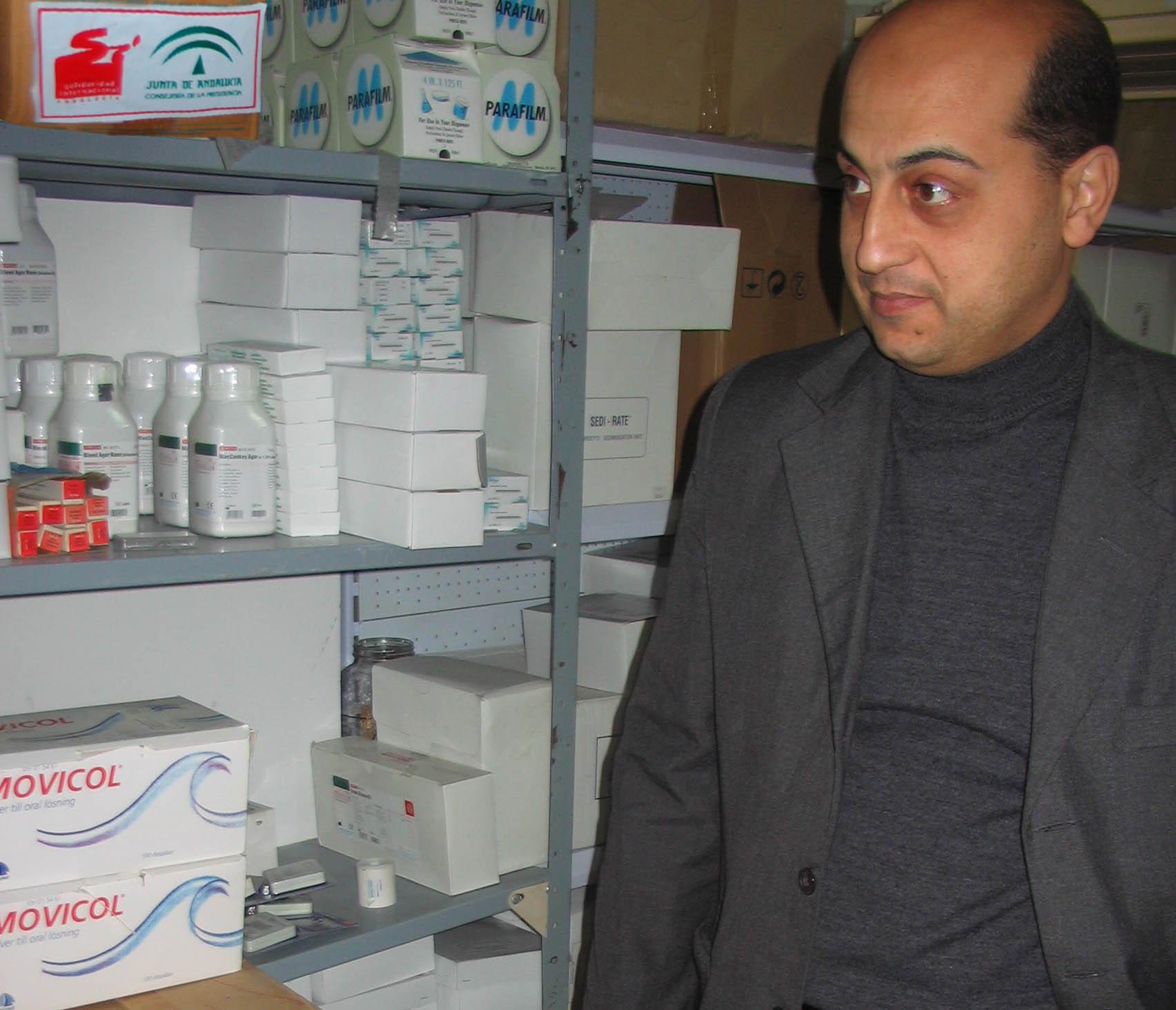 Acción de emergencia para la continuidad de la atención sanitaria en Yabalia, Beit Lahia y Beit Hanum: Franja de Gaza; Territorios ocupados palestinos