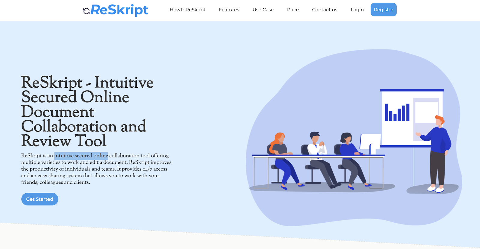 ReSkript Platform