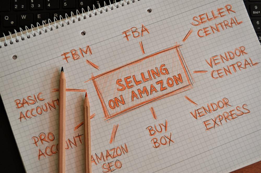 amazonis müümine