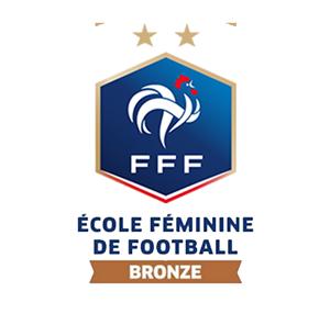 Label Ecole de Football Féminine FFF