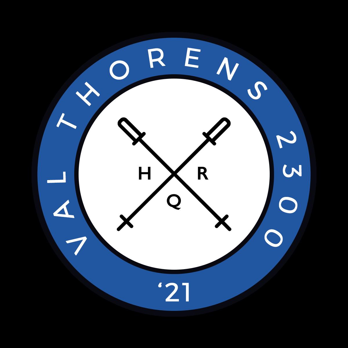 HQR Ski 2021 badge