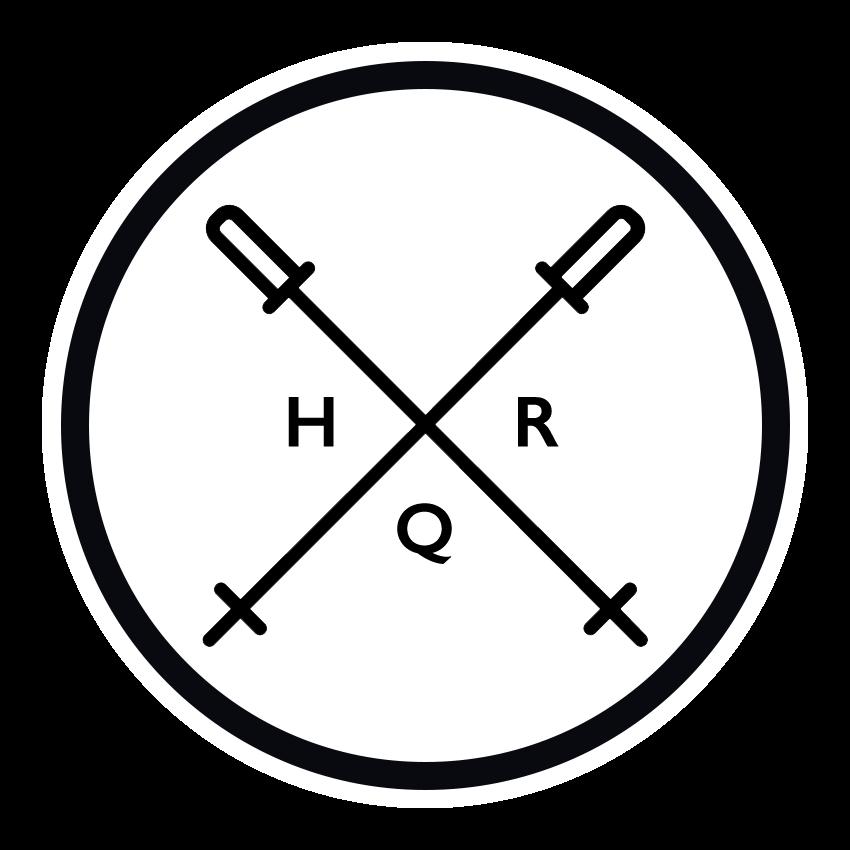 HQR Ski Logo