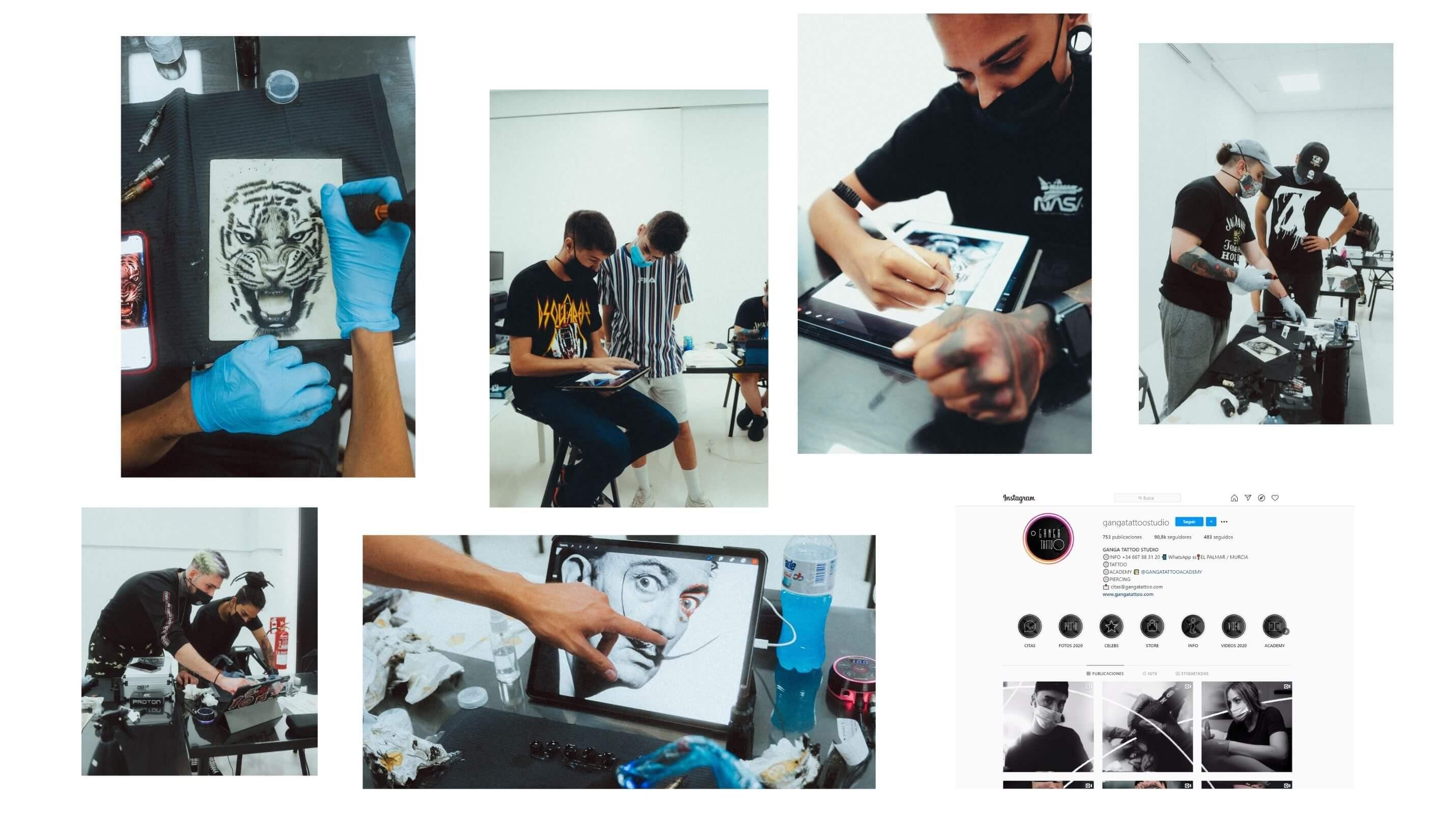 fotos finales curso