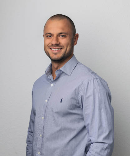 Sergej Derugo, Head of Project Management (Frankfurt)