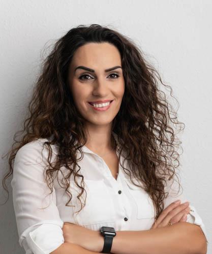 Merita Osmani, Head of Project Management (Düsseldorf)