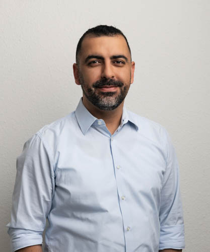 Reza Sarwari, Founder and CEO