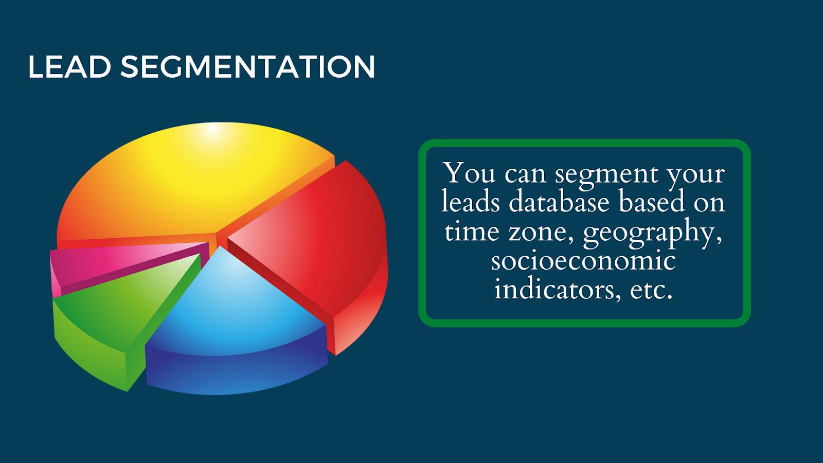 Lead Segmentation