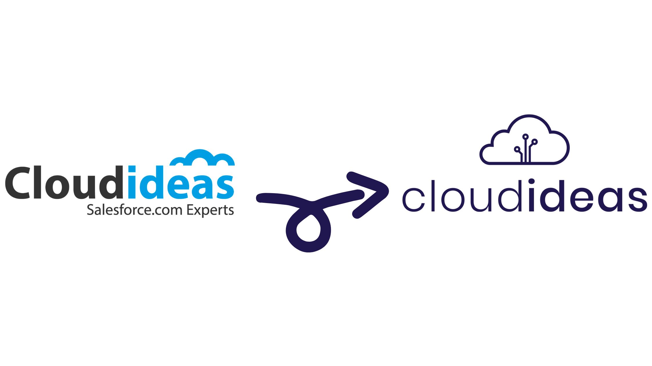 Cloudideas Logo change