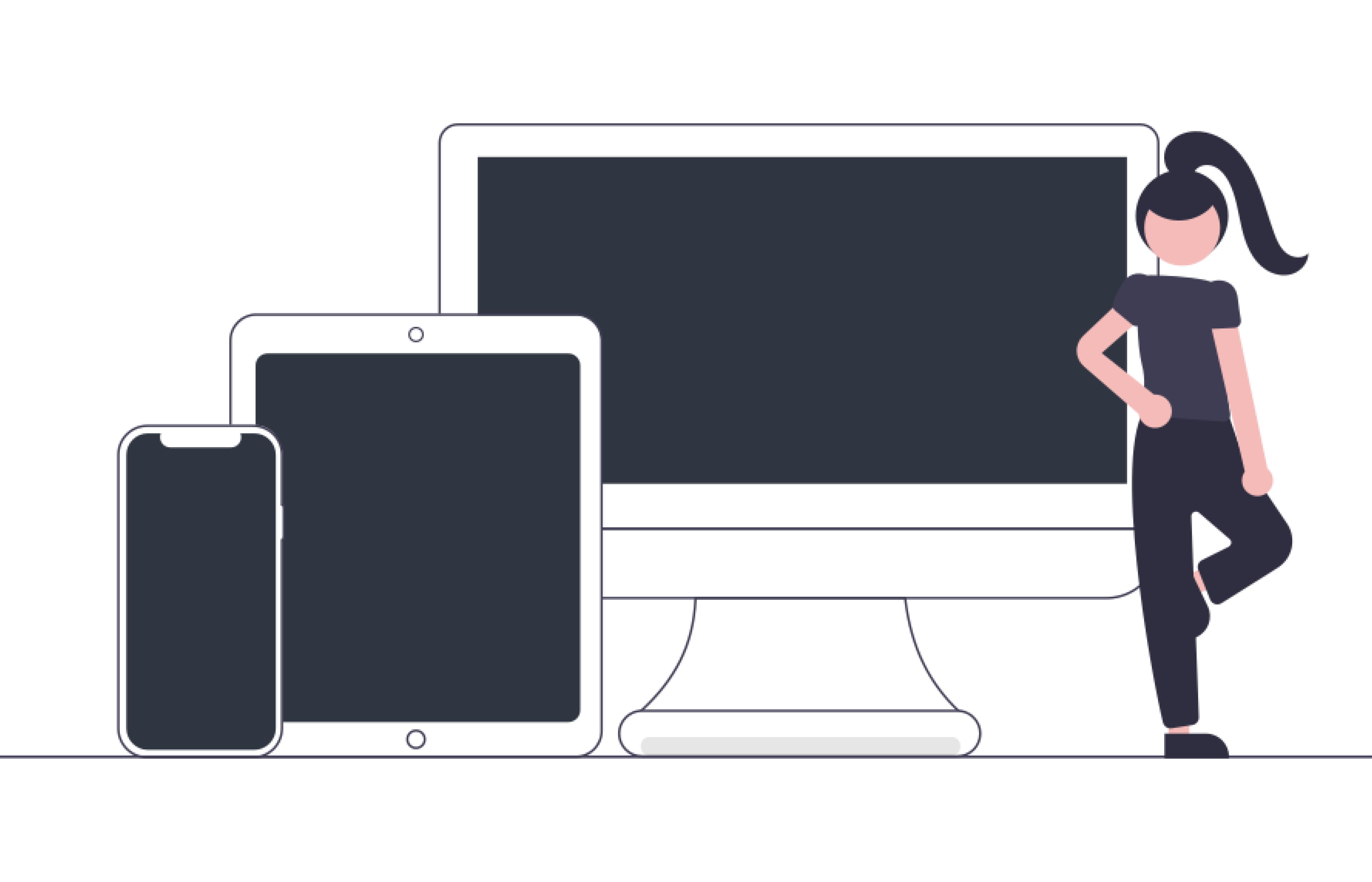 So wichtig ist es, Benutzer aller Endgeräte mit einem responsiven Webdesign gleichzeitig und effizient zu bedienen.