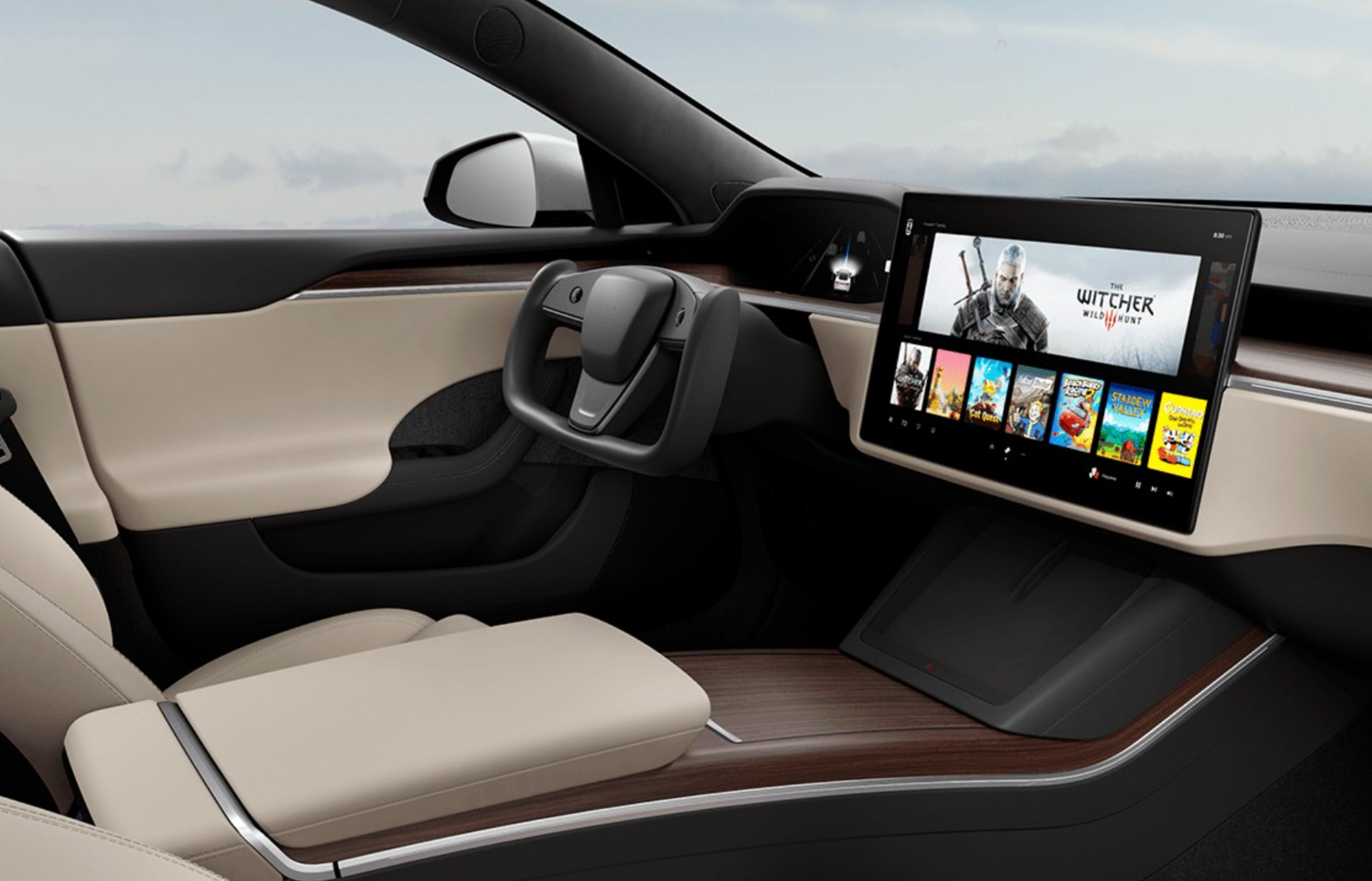 Was Apple bereits 2007 umsetzte, findet auch bei Tesla Anklang. Gewagtes UX oder nutzerfreundliche Softwarelösung?