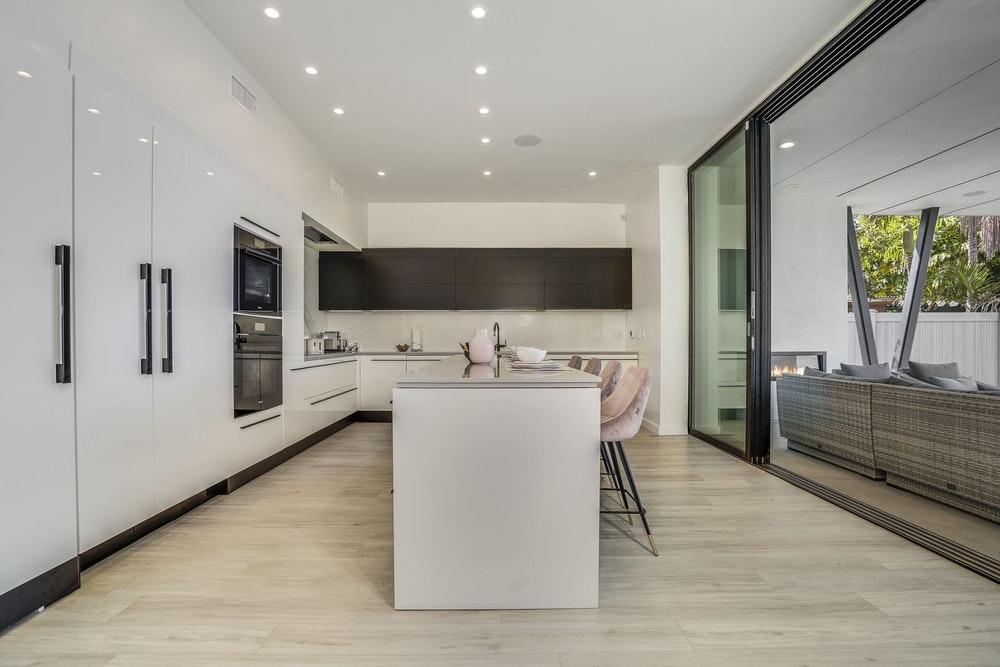 Crest Residence Kitchen