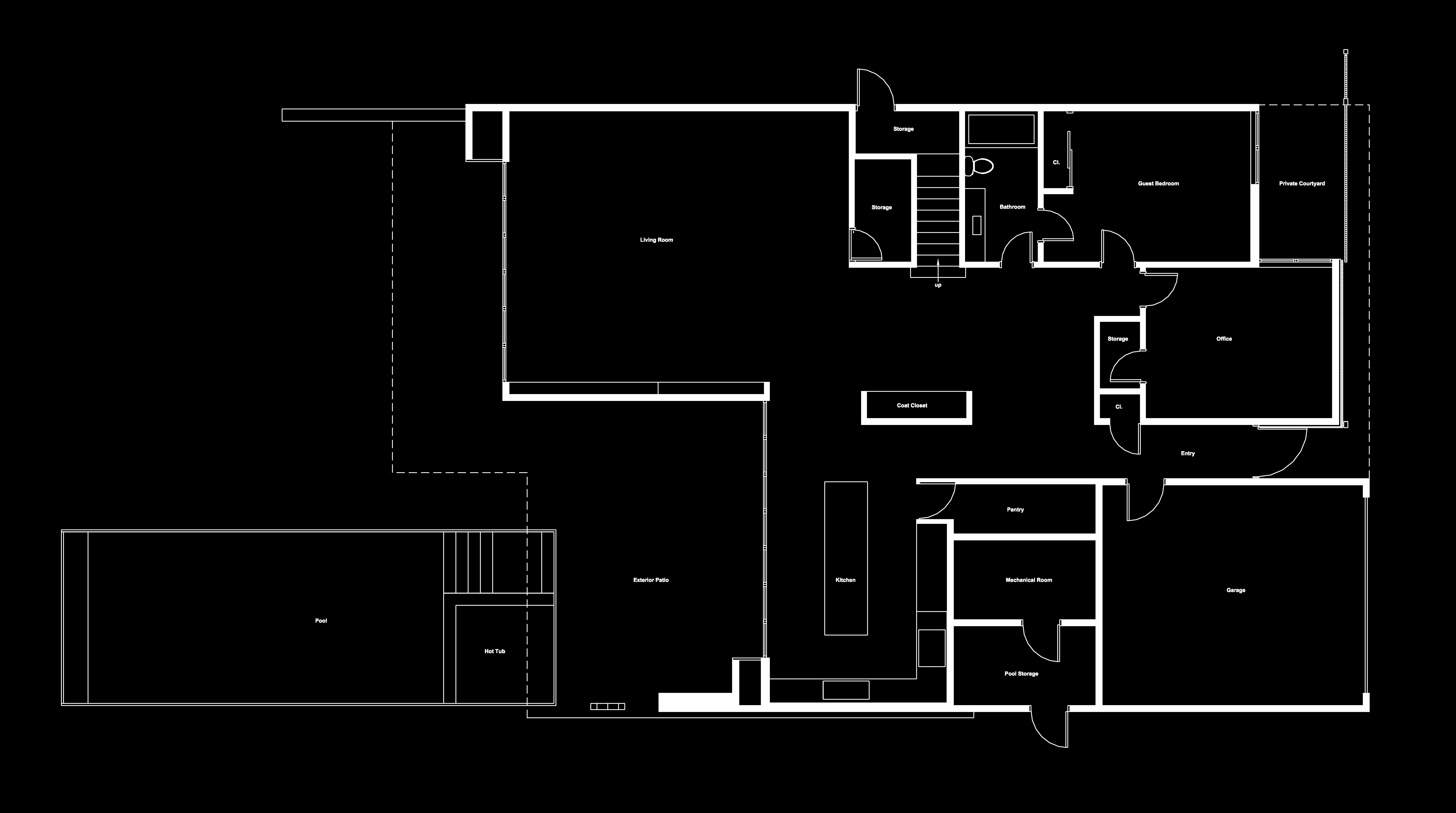 Crest Residence floor plans