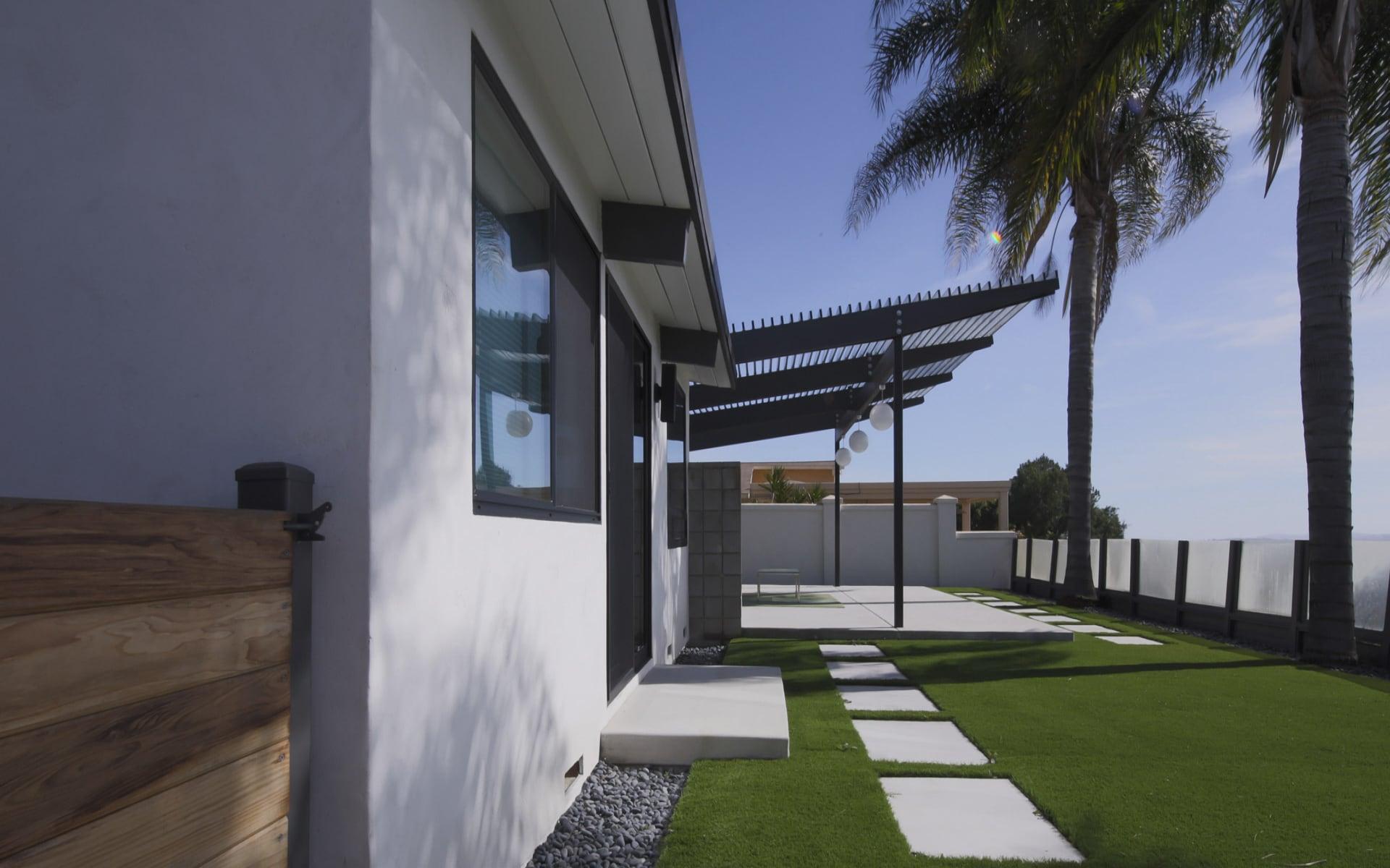 Modern Accessory Dwelling Unit in San Diego California