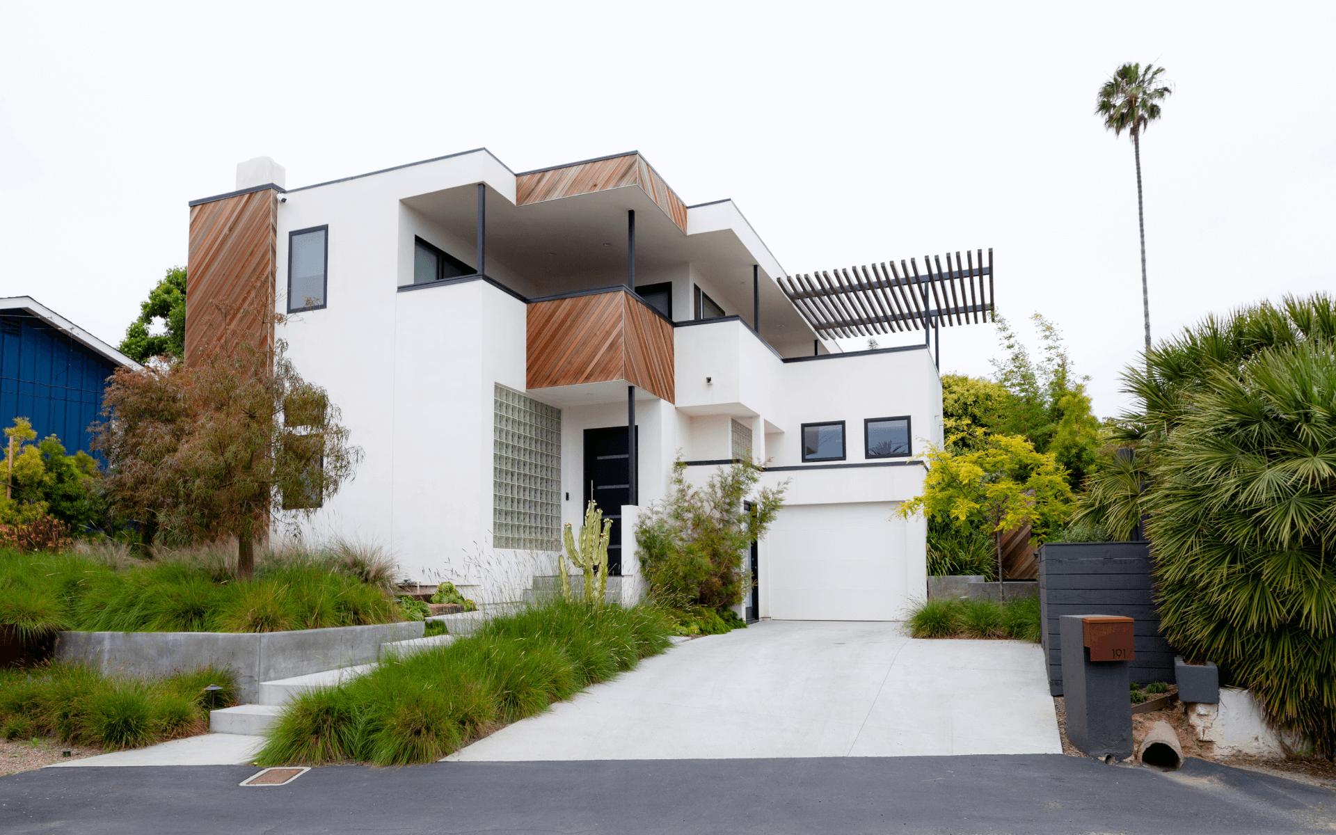 Modern Custom Home in San Diego California