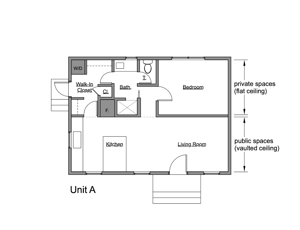 Harrison Home Floor Plans