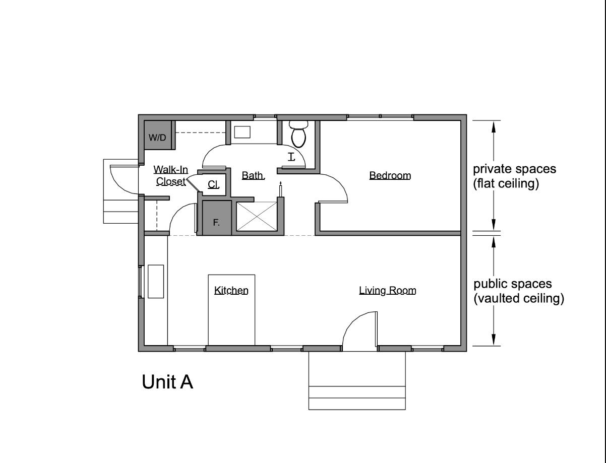 Harrison Home Floor Plans