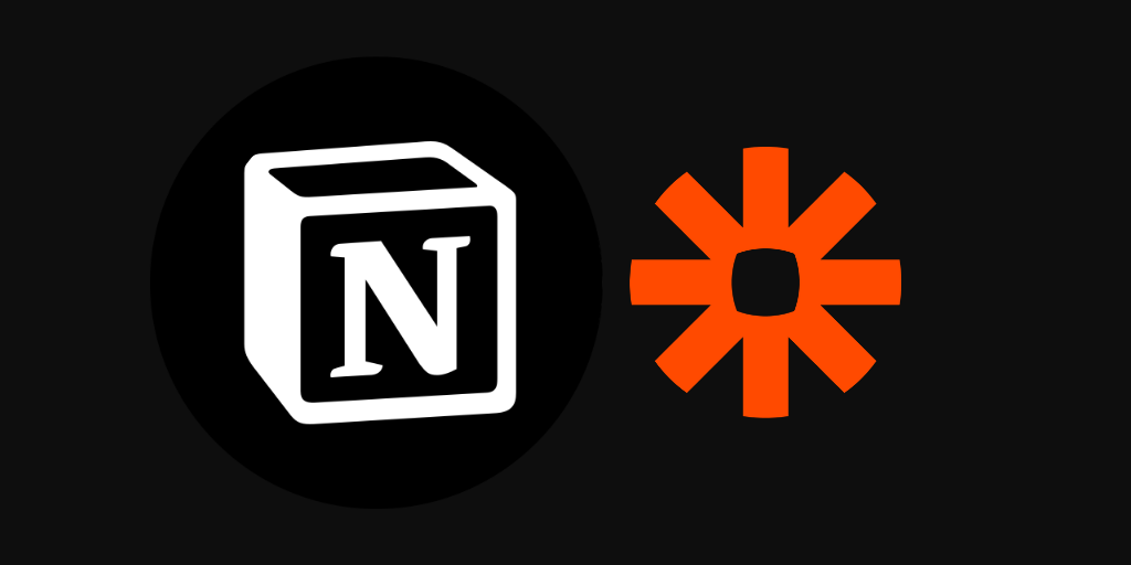 Current status of the Notion Zapier integration