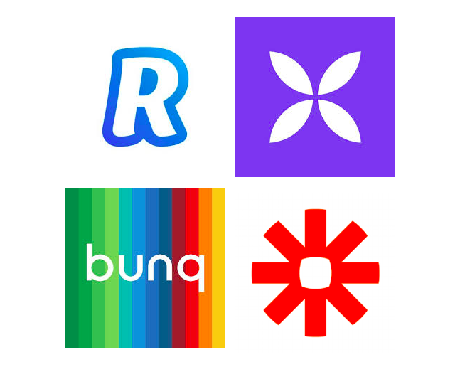 Which digital banks have Zapier integrations?