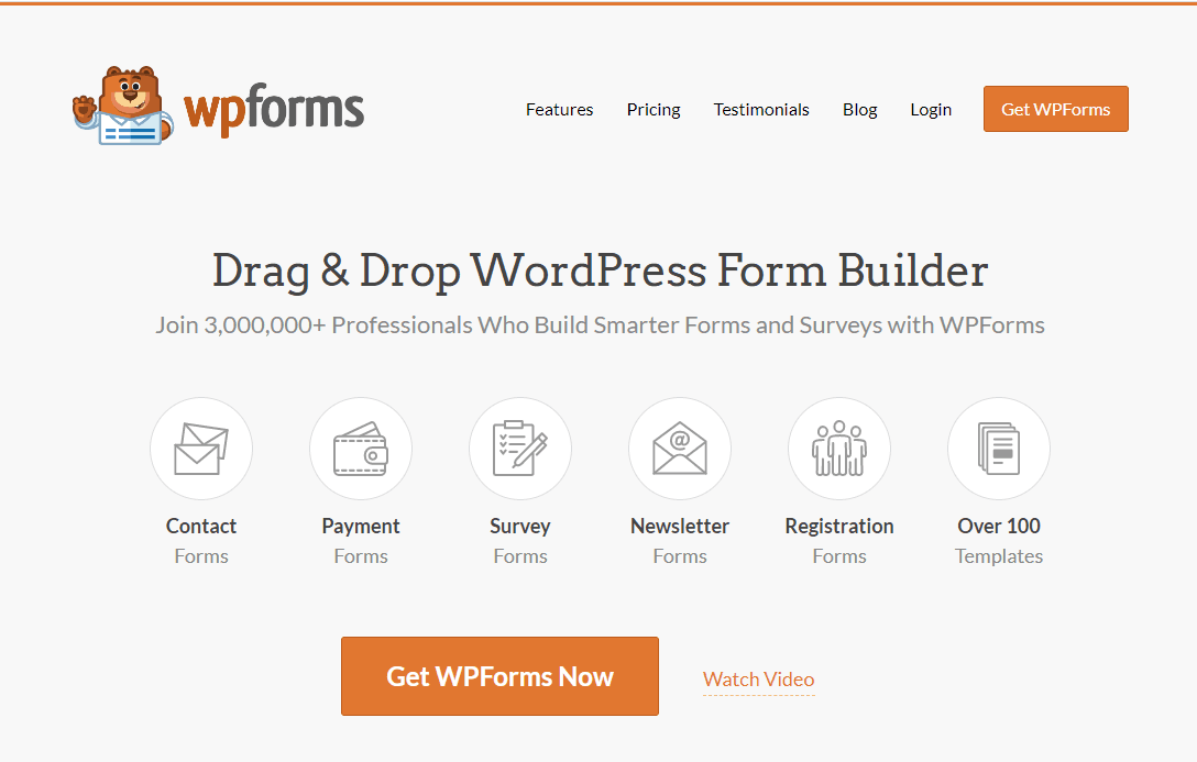 Zapier and WPForms - an easy way to manage and automate form submissions on your website.