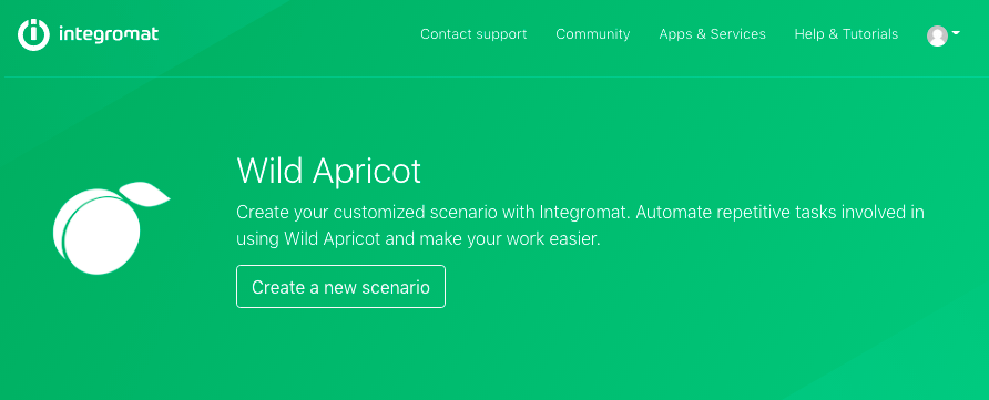 Wild Apricot and Integromat - an easy and automated way to manage your membership business.