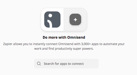 Omnisend and Zapier: what you need to know