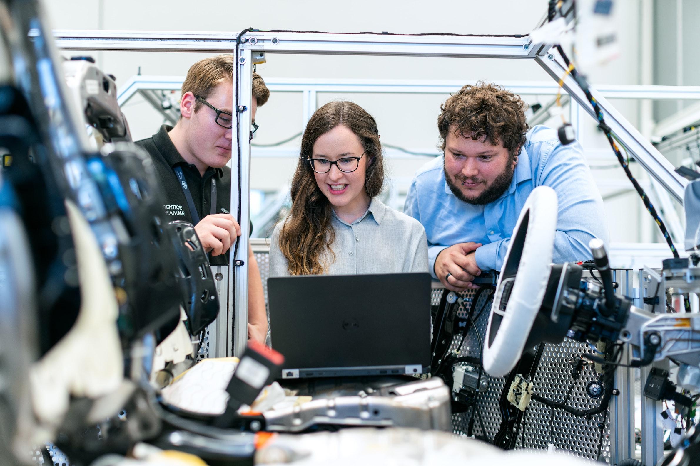 Group of Autonomous Vehicle Developers