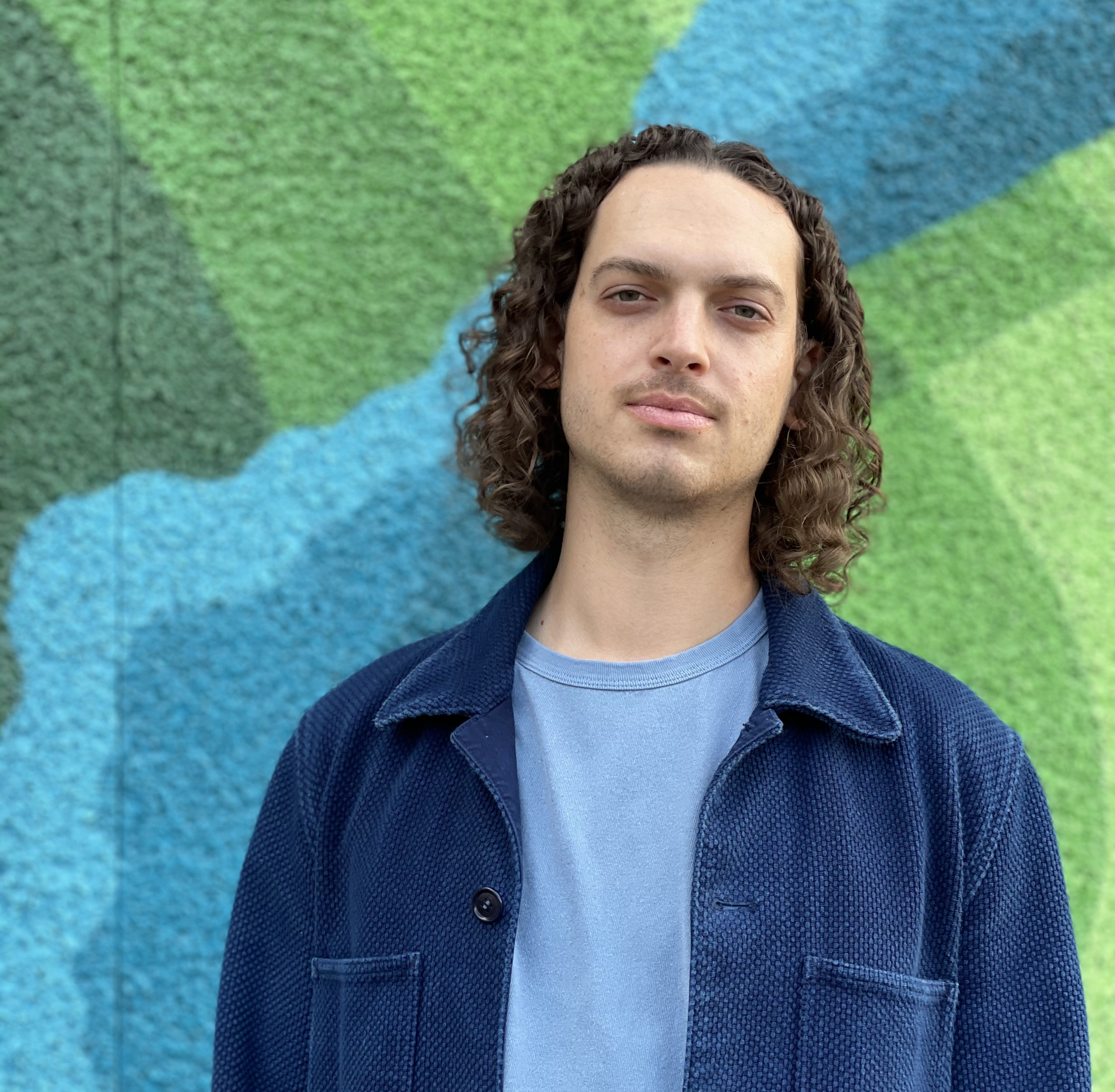 Portrait of Spencer