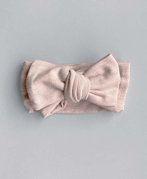 Baby Girl Oversized Topknot Bow