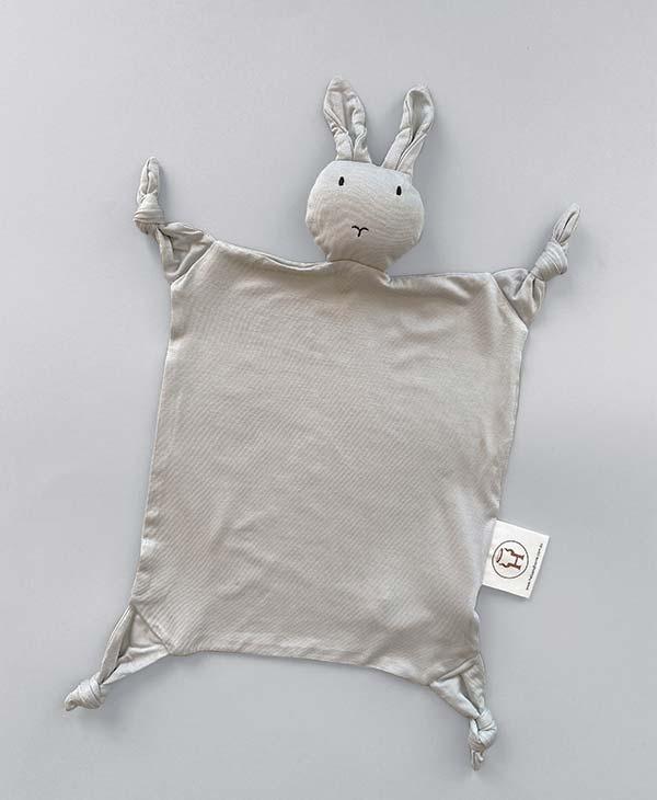 Storm Bamboo Bunny Comforter Security Blanket