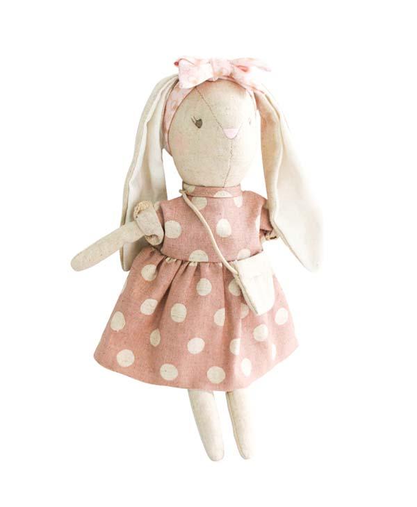 Sofia Baby Girl Bunny Soft Plush Toy