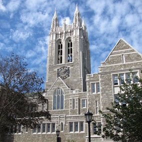 Gasson Hall at Boston College
