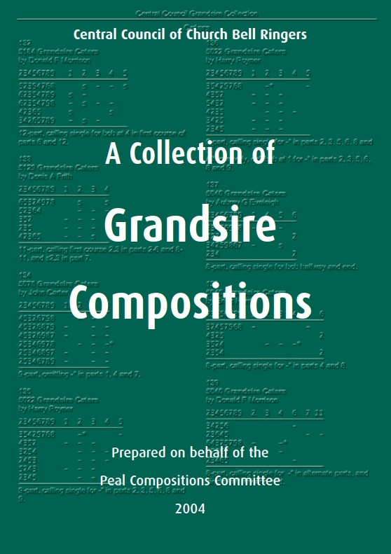 Collection of Grandsire Compositions