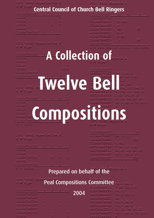 Collection of 12 Bell Compositions