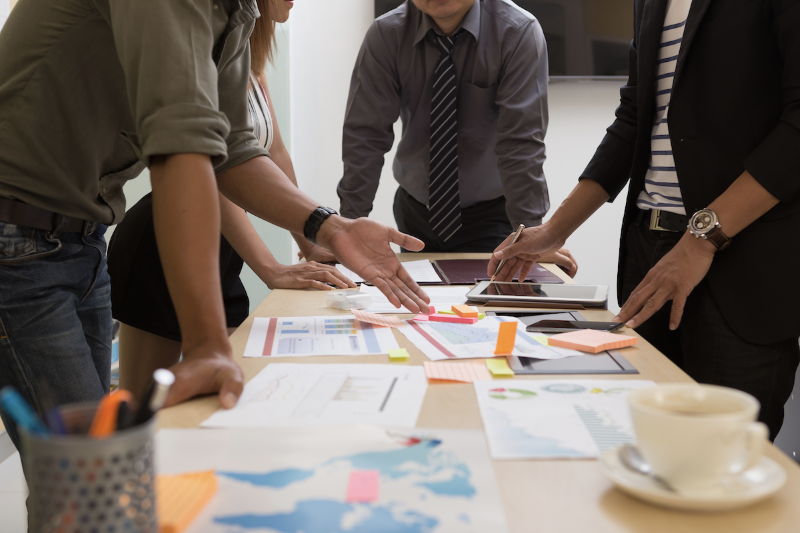 4 Ways to Build an Effective Cross-Functional Team