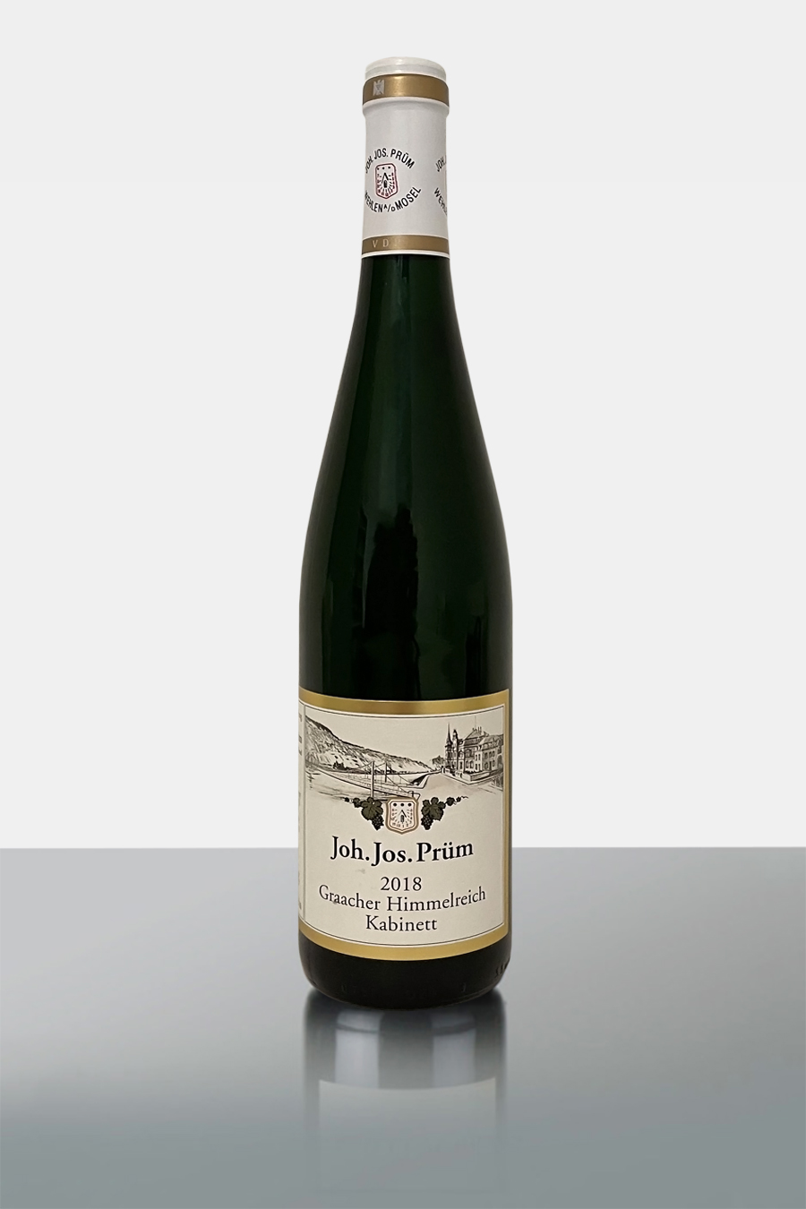 """Hier gilt seit Generationen bei Prüm die Devise: """"Die Komposition des Weins überlassen wir der Natur, denn die kann es ohnehin viel besser als jede noch so moderne Kellertechnik!"""""""
