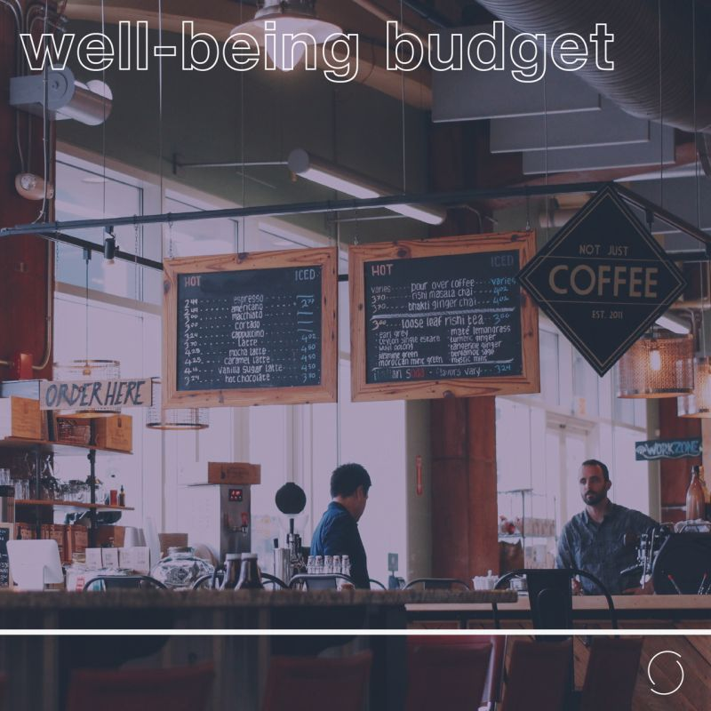 Introducing A Well-Being Budget For Staff