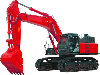 Find an attachment by excavator model