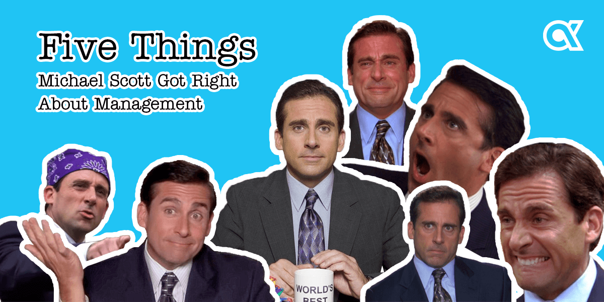 Five Things Michael Scott Got Right About Management
